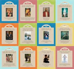 2013 Primary Theme Posters--posters for each month with the monthly themes and scriptures as a FREE PRINTABLE by @thecraftingchicks!  #craftingchicks #lds #primary