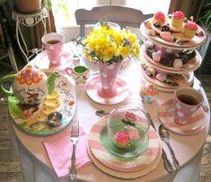 Spring Tea Party tea-party