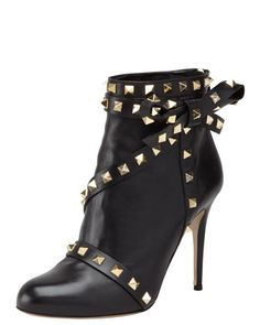 Valentino studded boot