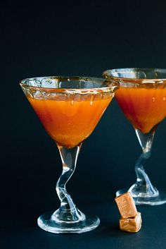 Jam Cocktails: Pumpkin Butter   Wheat Whiskey. Top Pinterest pick by RetoxMagazine.com