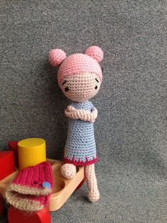 Rosie by Petit Pois