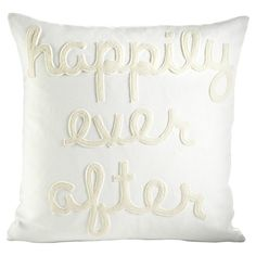ever after pillow