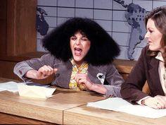 Gilda Radner as Roseanne Roseanna Danna-So, So Funny!~