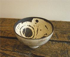 Hans Coper. Rare and early bowl. 1955.