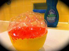 Bubble Paint Recipe