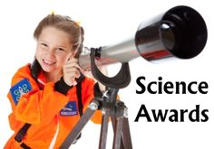 On this science awards and certificates page, you'll find general science awards as well as animal research project, planet research project, and science fair awards:  http://www.uniqueteachingresources.com/science-award-certificates.html