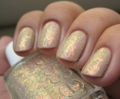 Essie Brooch the Subject + Shine of the Times - Naz