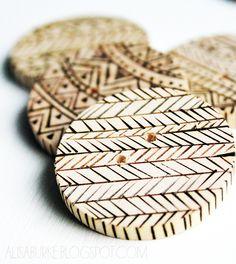alisaburke: wood burning