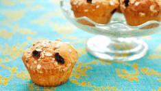 Gluten-free* Ginger Oatmeal Muffins - Bigelow Tea