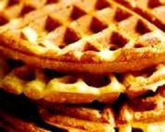Gluten Free Waffles & Crepes Recipe