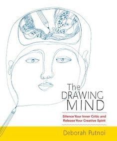 silenc, books, inner critic, drawings, draw mind