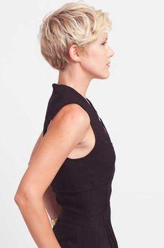 2013 Pixie Hair Trends | 2013 Short Haircut for Women