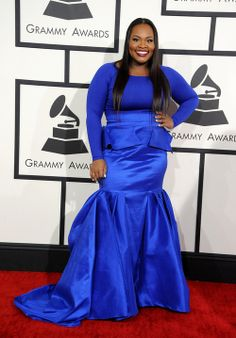 "Congrats to  Tasha Cobbs, winner of Best Gospel/Contemporary Christian Music Performance for ""Break Every Chain """