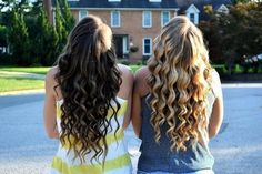 Perfect curls <3