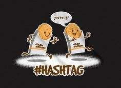 Literal Hashtag