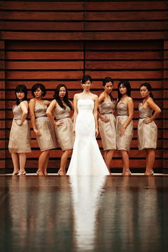 bridal party. bridal party. bridal party.