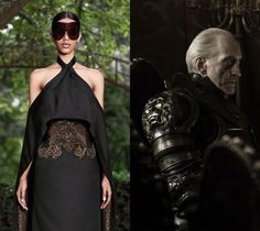 Givenchy Inspired By Game of Thrones?