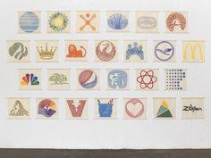 Vandana Jain - logos as artwork