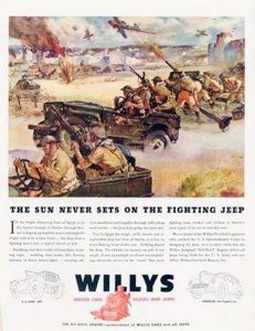 The Willys-Overland Paintings, Part Three, James Sessions