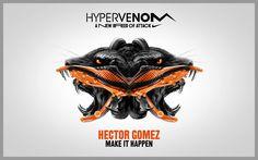 #nike #hypervenom #makeithappen