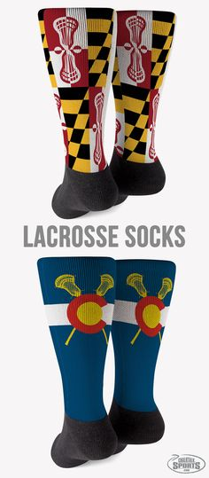 Rep your lacrosse st
