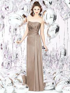 Social Bridesmaids Style 8121 http://www.dessy.com/dresses/bridesmaid/8121/