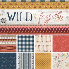 Wild & Free available November 2014