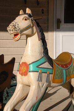 Antique Rocking Horse    http://www.picturetrail.com/1800primitives