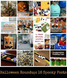 So many great #halloween ideas here!!