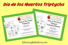 Day of the Dead Triptychs Giveaway!