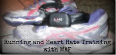 MAF heart rate training, running heart rate training, maf training