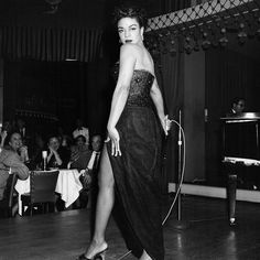 "The great Trinidadian-born pianist Hazel Scott was born on this day in 1920. One of my favorite things about her? Her hands were once insured by Lloyds of London. My other thing is this quote: ""Any woman who has a great deal to offer the world is in trouble. And if she's a black woman, she's in deep trouble."""
