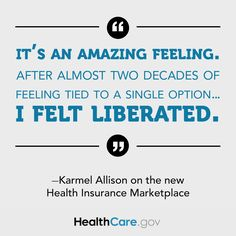 """What Obamacare Feels Like to a Diabetic,"" by Karmel Allison."