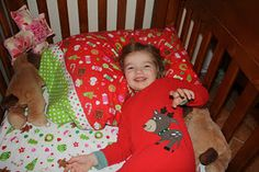 Magic Christmas Pillowcase