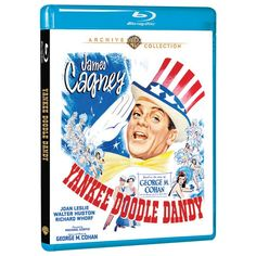 Yankee Doodle Dandy - Blu-Ray (Warner Archive Region A) Release Date: October 14, 2014 (Amazon U.S.)