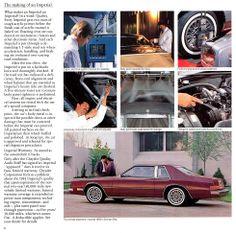 1983 Chrysler Imperial brochure
