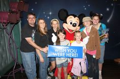 Mickey Mouse! #worldventures #youshouldbehere #travel