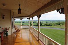 Stunning vistas all around Hurst House Bed & Breakfast Ephrata PA