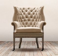 living room chair - Restoration Hardware