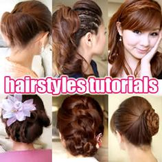 Some cool tutorials for prom hair!