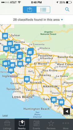Finding the business with our iOS Map
