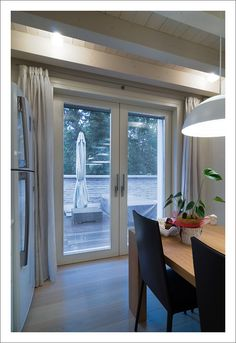 Patio Door Ideas on Pinterest