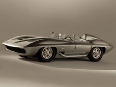 ❦ 1959 Chevrolet Corvette Stingray Prototype