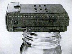 Jar Pumps Up Radio Tunes by popularmechanics, 1961: Still works today with your mobile phone! #DIY #Jar_Amplifier #popularmechanics