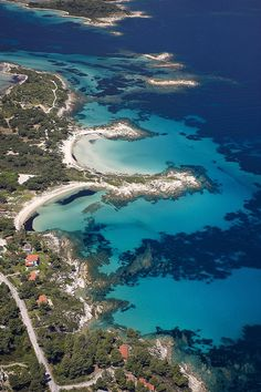 Karidi Beach, Halkidiki, Greece