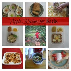9 apple recipes that kids will love to make and eat