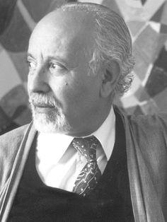 Photo of the artist, Mohammed Melehi
