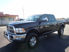 2012 Ram 3500 Laramie Longhorn custom