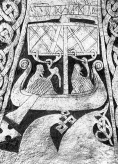 Stone, Vikinger