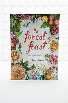 The Forest Feast Book - Urban Outfitters